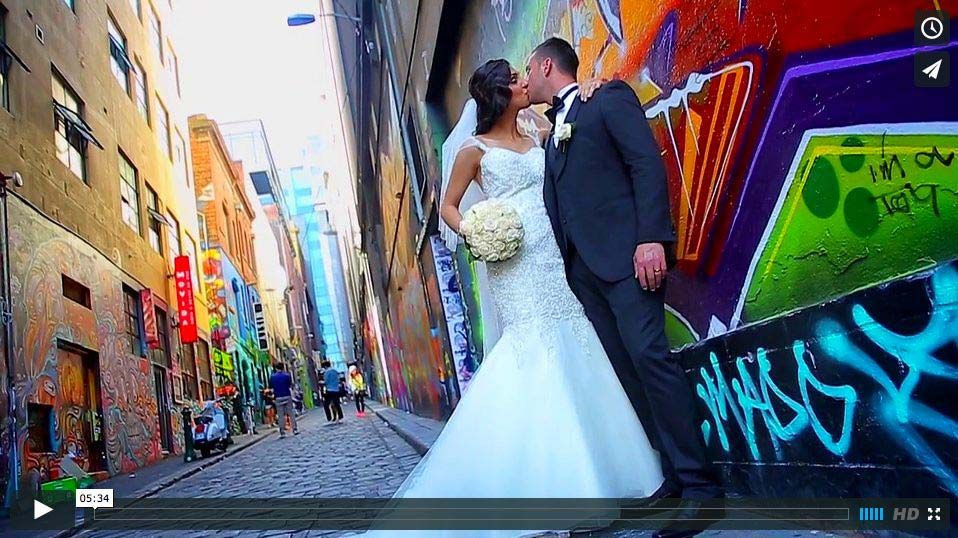 IDEN & LAVIN – WEDDING