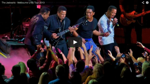 Tje Jacksons Unity Tour
