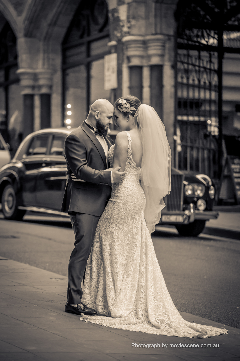 Melbourne Wedding Videography and Photography Lane way