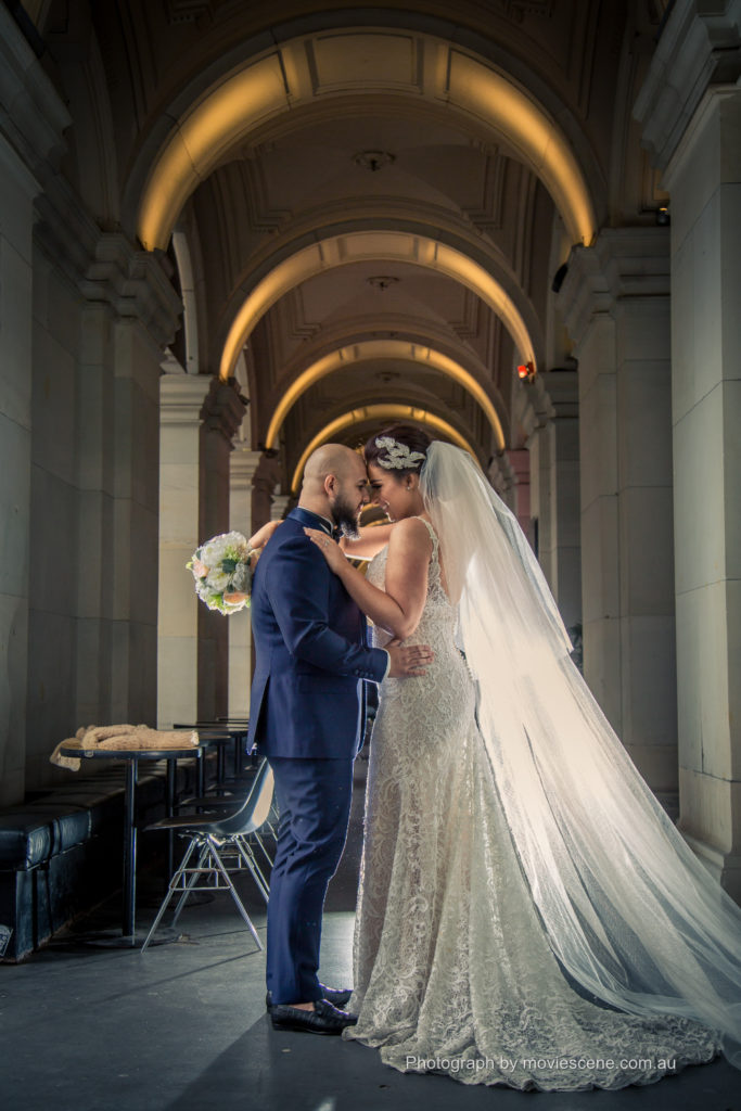Melbourne Wedding Videography and Photography GPO